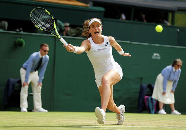 Британская теннисистка Йоханна Конта