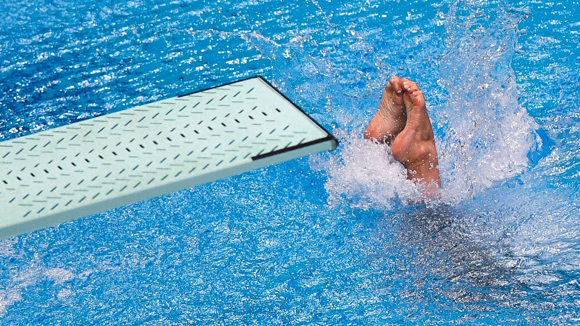 Прыжки в воду - РИА Новости, 1920, 28.01.2021
