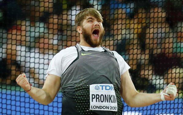 Валерий Пронкин