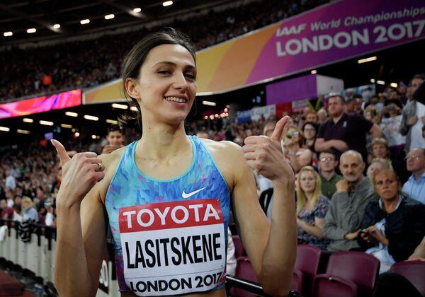 Мария Ласицкне