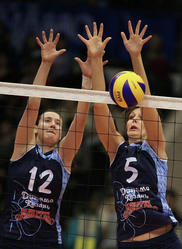 Татьяна Романова (слева) и Ирина Малькова