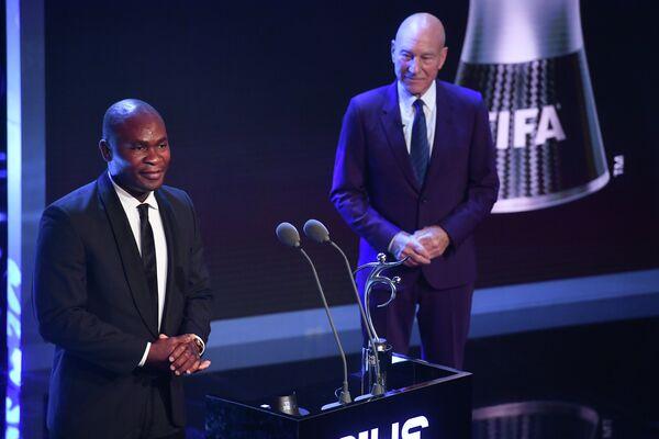 Друг Франсиса Коне, удостоенного наградой ФИФА fair play