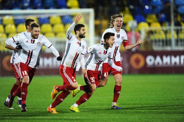 Игроки ФК Амкар