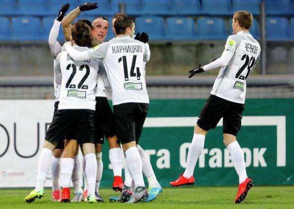 Игроки ФК Тосно