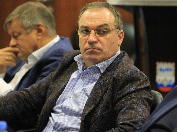 Генеральный директор МФК «Политех» (Санкт-Петербург) Кирилл Мирзоян