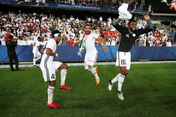 Футболисты Аль-Джазиры