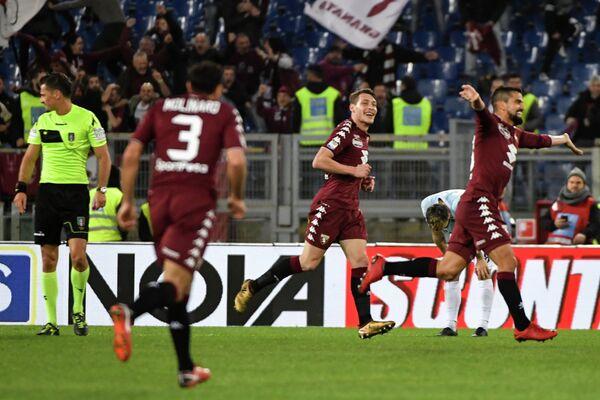 Футболисты Торино
