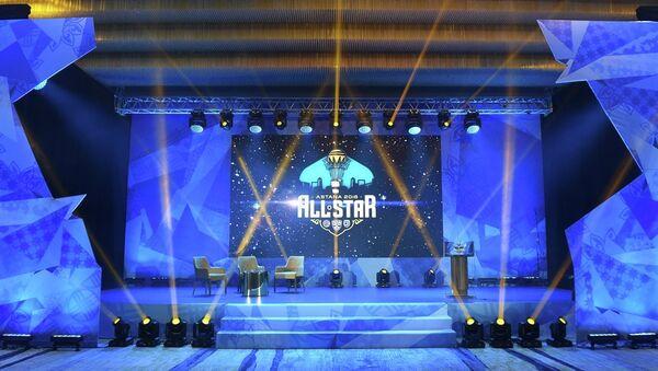 Логотип Матча звезда КХЛ-2018