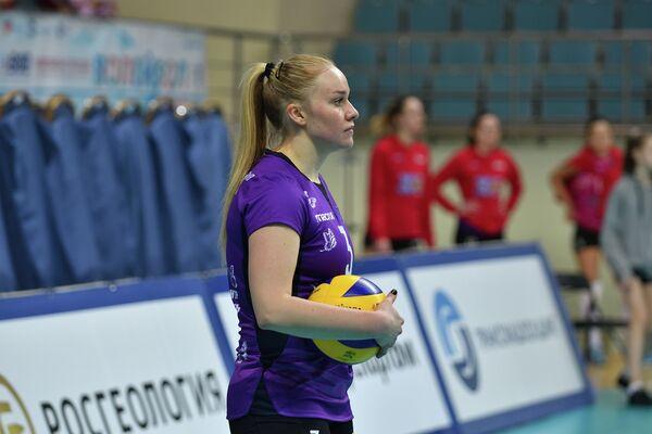 Связующая Заречья-Одинцово Екатерина Панкова