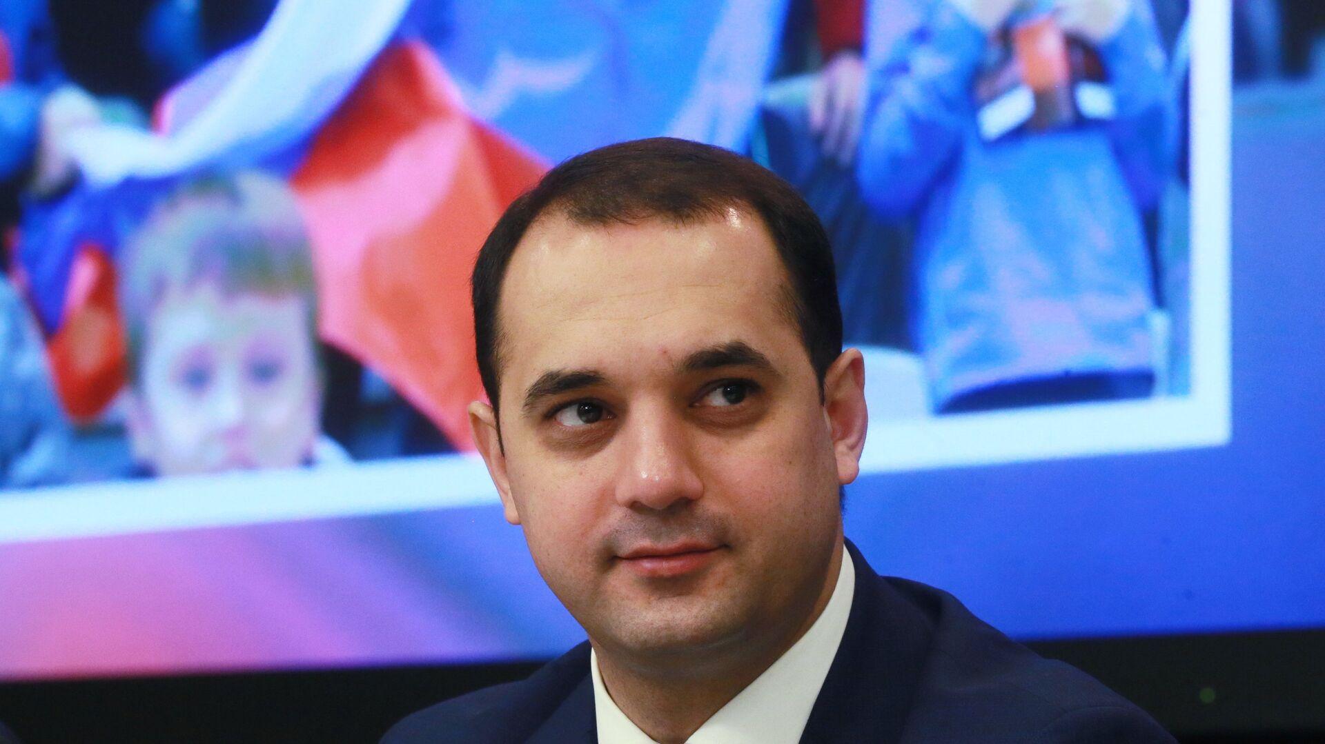Президент Ассоциации мини-футбола России Эмиль Алиев - РИА Новости, 1920, 06.03.2021