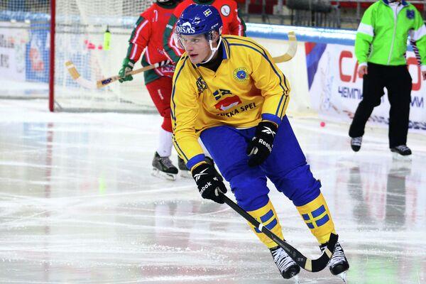 Эрик Петтерссон (Швеция)