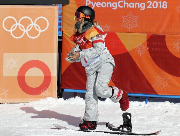 Американская сноубордистка Хлоя Ким