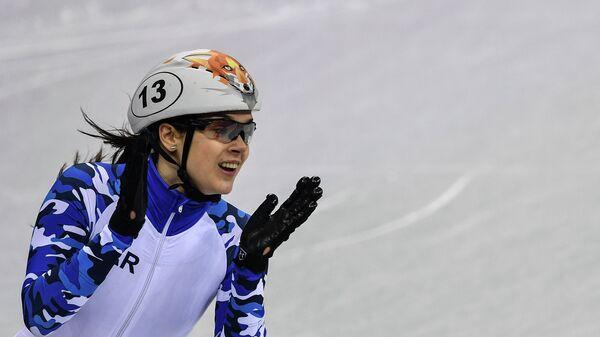 Российская спортсменка София Просвирнова