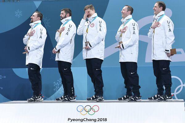 Мужская сборная США по керлингу