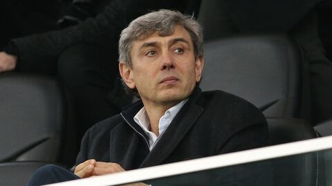 Президент и владелец футбольного клуба Краснодар Сергей Галицкий