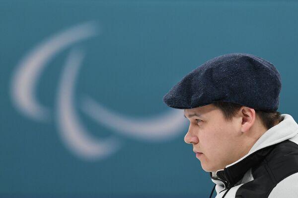 Российский атлет Андрей Мещеряков