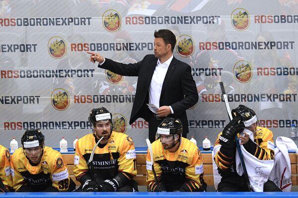 Помощник главного тренера сборной Германии Томас Абштрайтер