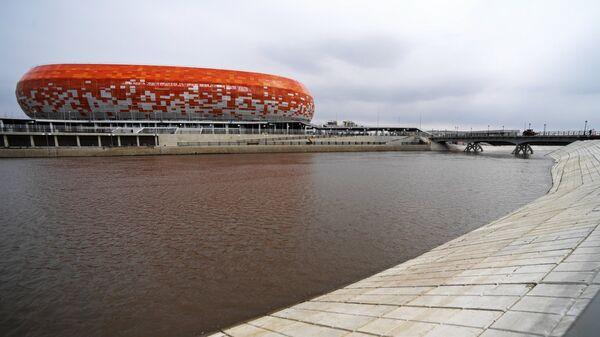 Стадион Мордовия Арена в Саранске