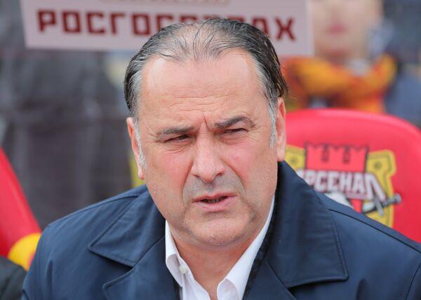 Главный тренер Арсенала Миодраг Божович