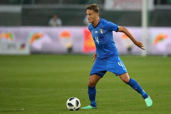 Защитник сборной Италии Доменико Кришито