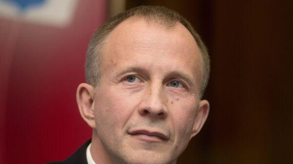 Вице-президент Федерации дзюдо России Сергей Соловейчик