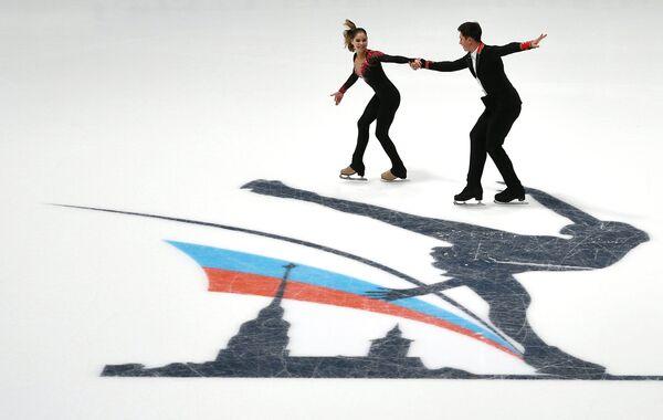 Анастасия Мишина и Александр Галлаямов