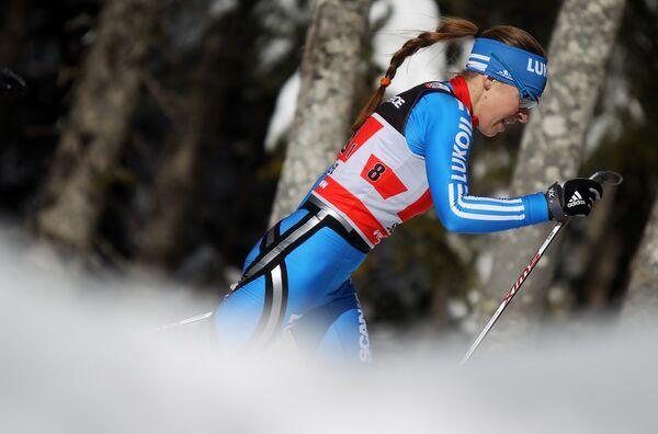 Лыжные гонки. VIII этап Кубка мира. Командный спринт. Женщины