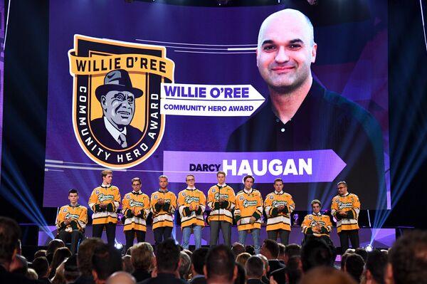 Церемония вручения призов НХЛ