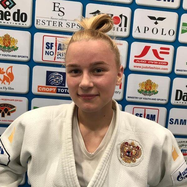 Россиянка Екатерина Долгих