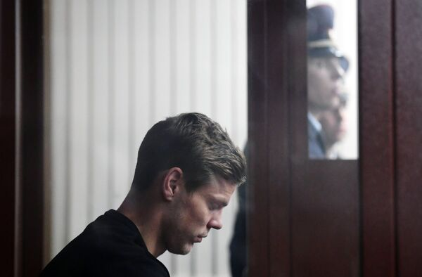 Александр Кокорин. Архивное фото