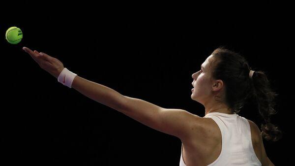 Вихлянцева победила Лепченко исыграет сБачински вовтором круге Australian Open