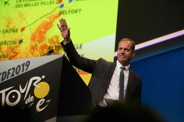 Презентация маршрута Тур де Франс-2019