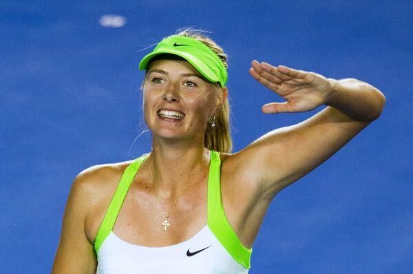 Теннис. Открытый чемпионат Австралии - 2012. Восьмой день