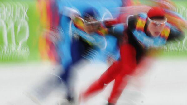 Зимняя юношеская Олимпиада - 2012. Конькобежный спорт. Мужчины