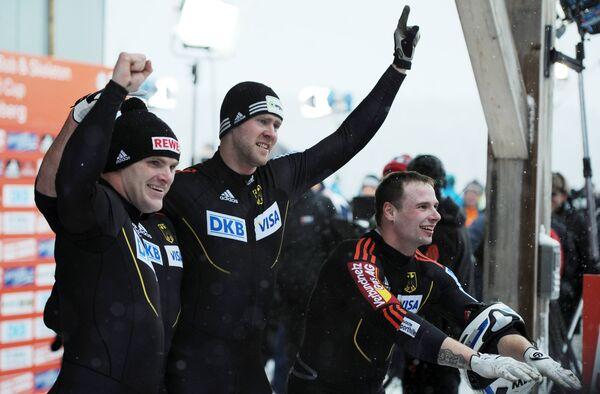 Максимилиан Арндт (слева)