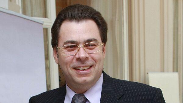 Генеральный директор Российской газеты Александр Горбенко