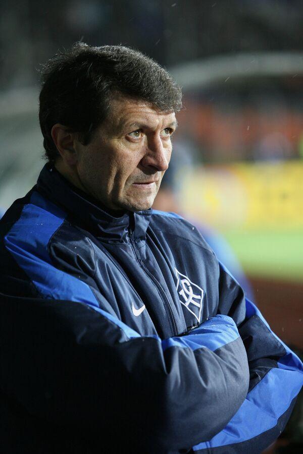 Юрий Газзаев
