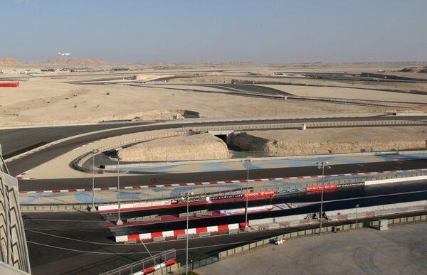 Международный автодром Бахрейна Сахир