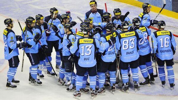 Словацкий хоккейный клуб Слован