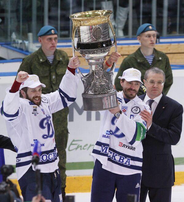 Юрий Бабенко и Алексей Кудашов (слева направо)