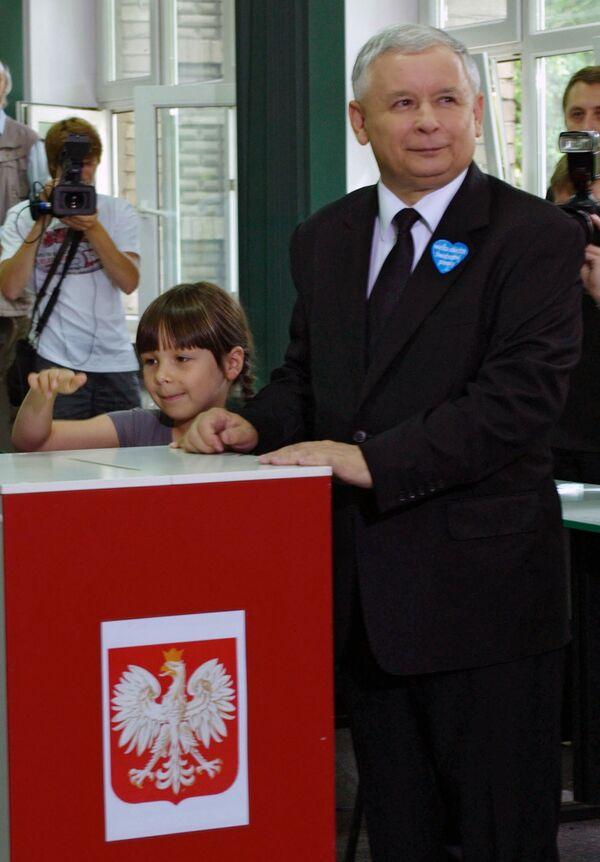 Выборы президента Польши