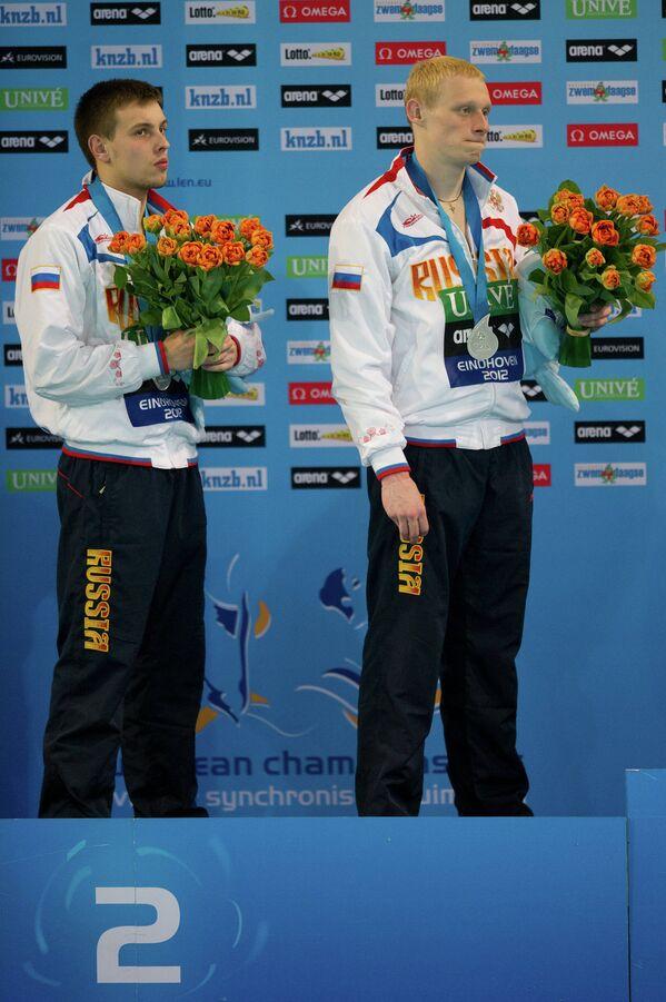 Виктор Минибаев и Илья Захаров