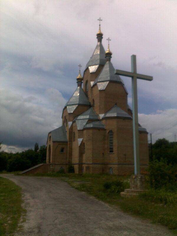 Собор Вышгородской Богородицы