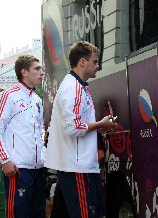 Кирилл Набабкин (слева) и Владимир Гранат