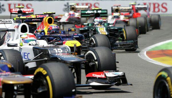 Балиды Формулы-1