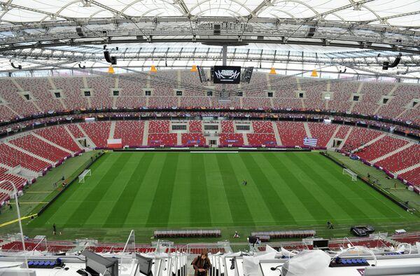 Национальный стадион в Варшаве
