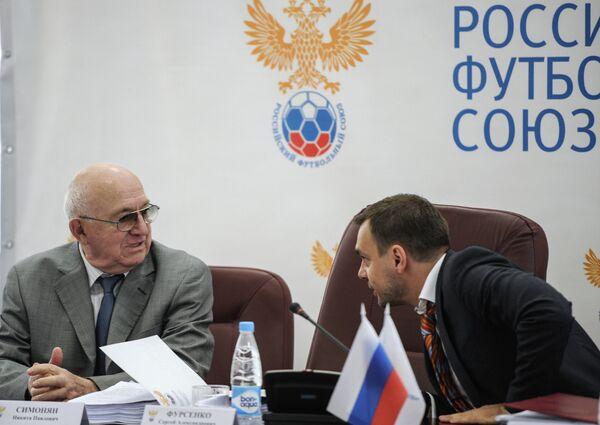Никита Симонян и Денис Рогачев