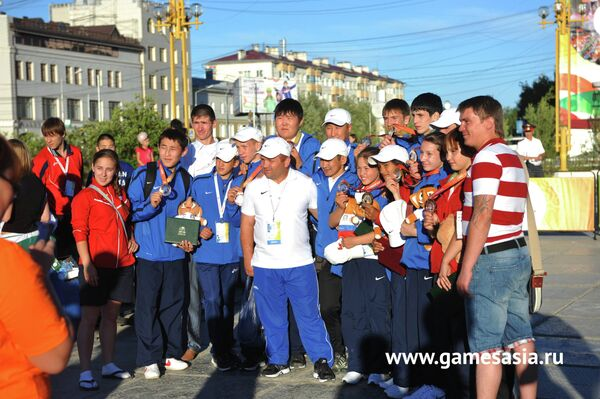Команда Якутии