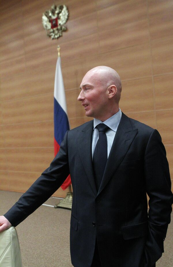 Игорь Лебедев