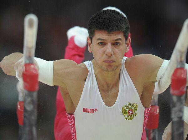 Эмин Гарибов